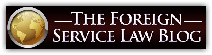 Foreign Service Law Blog logo